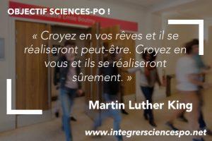 Motivation pour Sciences Po